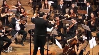 HOMENAJE A MANUEL A. HERRERA MOYA. Orquesta Provincial de Jaén