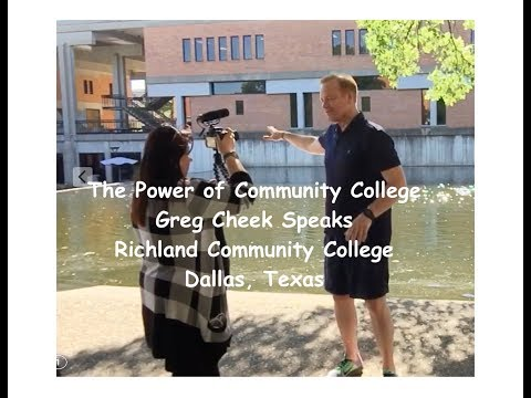 Community College Gem 001 - Richland College, Texas