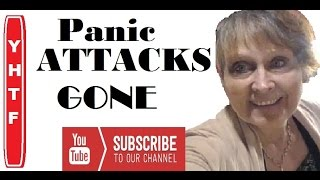 Panic Attacks And Anxiety Gone    After  44 Years! My Story ~~~Nancy