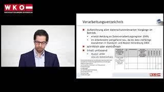 """DSGVO Vertiefungs-Webinar """"Grundlagen des Datenschutzes im Arbeitsverhältnis"""""""