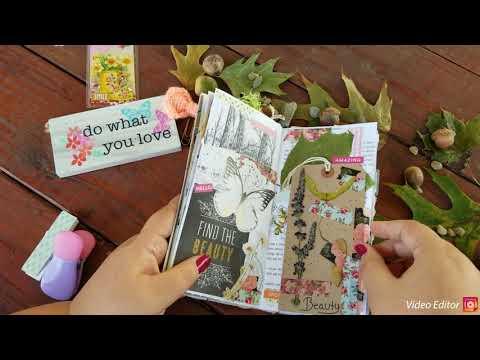 Flip through my Nature Journal