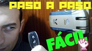 INSTALAR CERRADURA DE SEGURIDAD INVISIBLE SIN LLAVE FACIL PASO A PASO