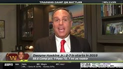 """Mike Tannenbaum: """"Kyle Allen Will be Washington's Starting QB""""   My Thoughts - Rated Redskins Radio"""