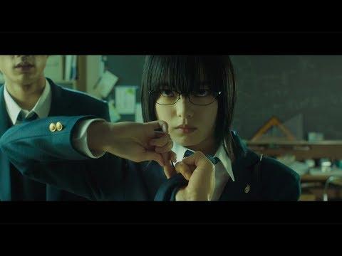欅坂46平手友梨奈 指へし折り、顔面蹴り、平手打ち! 初主演映画「響 -HIBIKI-」の予告映像公開