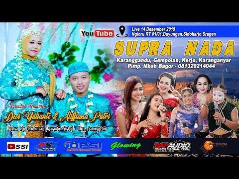 Part 2 Live SUPRA NADA | BAP SOUND UMBROW (Mr. DOLOX CREW) | Ngloru RT 01/01,Duyungan,Sidoharjo,Srag