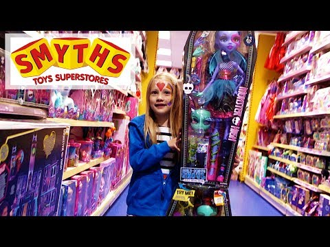Smyths Toys Superstore Shopping Spree And Smyths Toys Sale