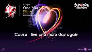 "Eldrine - ""One More Day"" (Georgia) - [Karaoke version]"