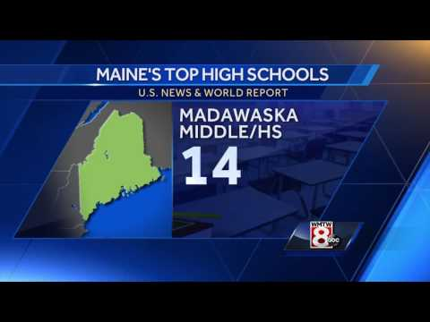 New Rankings: Maine's top high schools
