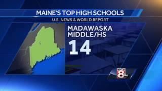 New Rankings: Maine
