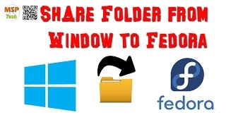 Sharing Files from Window to Fedora C15