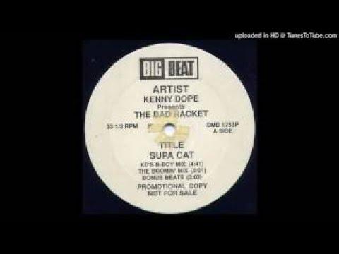 Kenny Dope Present The Mad Racket - Supa (Deep In Brooklyn Mix)