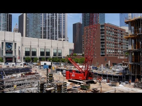 The best show in Chicago is a new high-rise in Streeterville