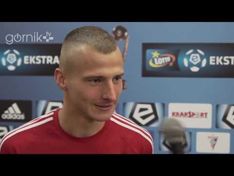 Tomasz Loska o meczu z Wisłą (20.05.2018)