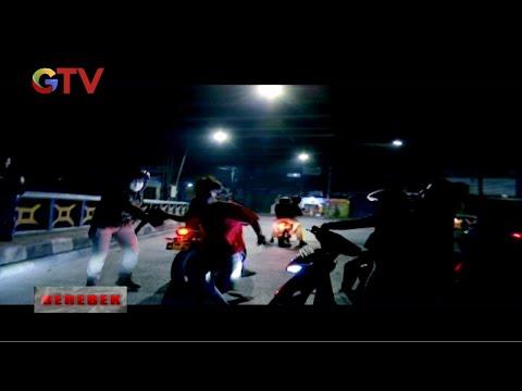 Gerebek On Location! Polisi Gagalkan Tawuran Remaja Di Jakarta Utara - Gerebek 17/09