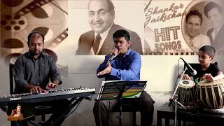 Rafi Sahab   Shankar Jaikishan   Hasrat Jaipuri   Unique medley
