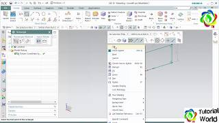Siemens NX10 Tutorial 01: User Interface - Overview of NX User Interface