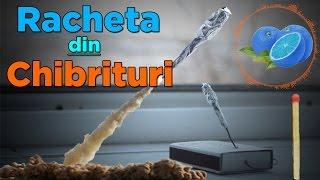Cum sa faci o Racheta din Chibrituri