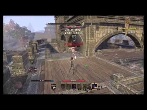 Repeat Magicka Templar Build