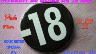 INTERDIT AU MOINS DE 18 ANS zouk rétro mixé par dj don971