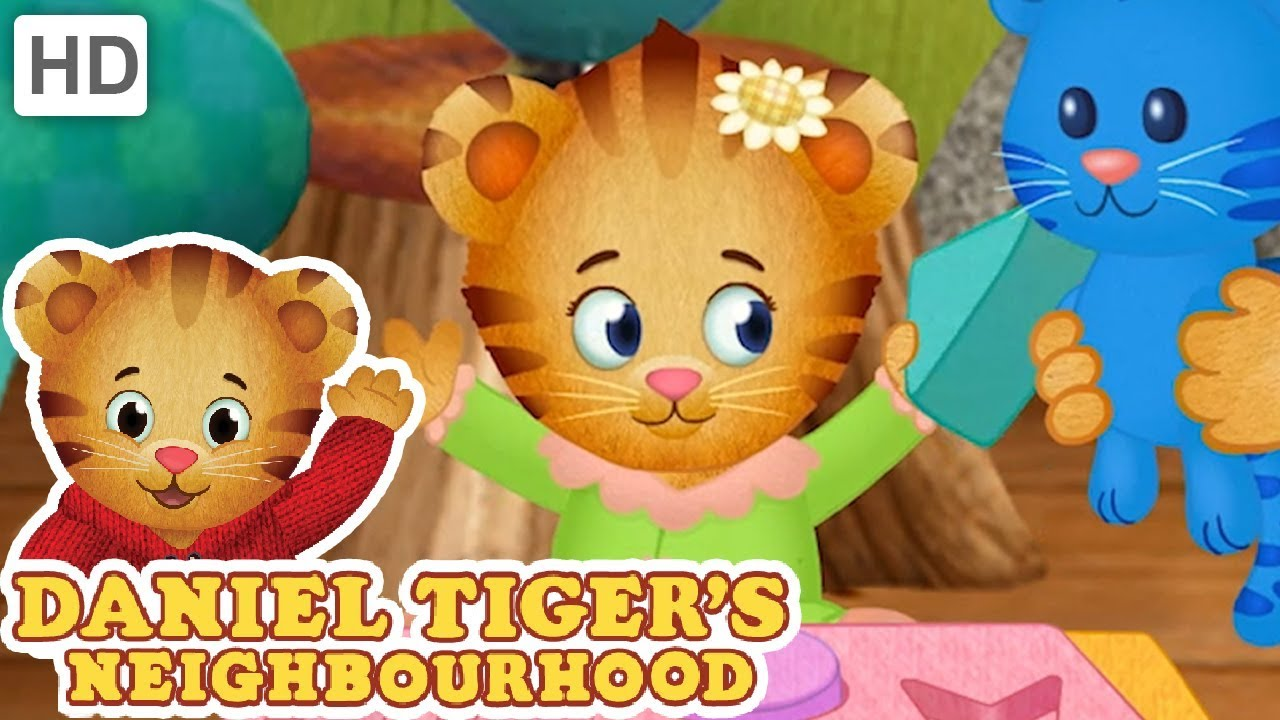 Daniel Tiger - Best Season 2 Moments (Part 1/7) | Videos for Kids