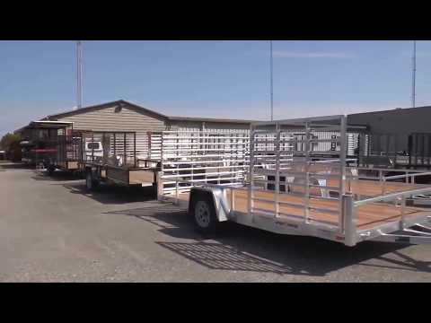 Cargo & Utility Trailers in stock and available at Boyer RV!
