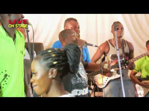 Latest Benin Life on Stage (free style with Emperor Julius Fabomo)