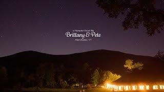 Hildene Wedding in Vermont // Brittany & Pete