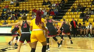 Towson Women's Basketball Clenches Victory Against Northeastern 88-83