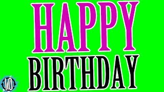 HAPPY BIRTHDAY! 10 hours of Congratulations And Trap Remix Music! #happybirthday #birthday