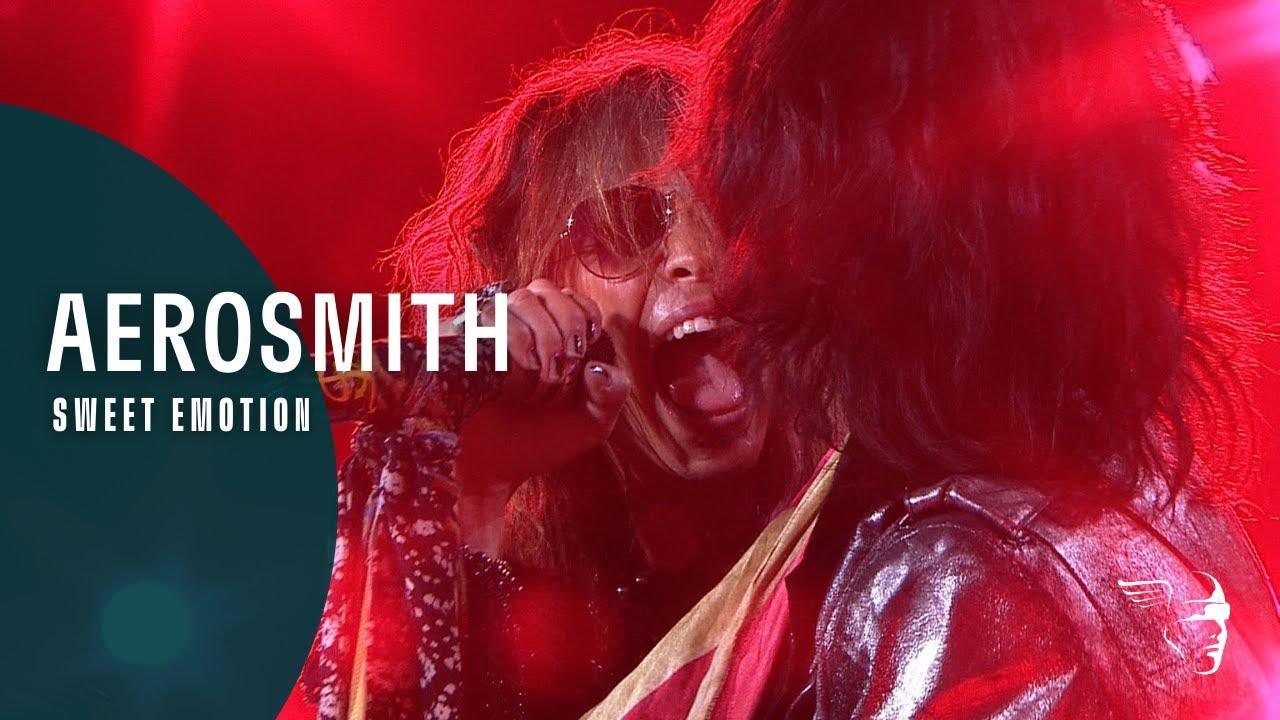 Aerosmith - Sweet Emotion (Rock For The Rising Sun) ~1080p HD