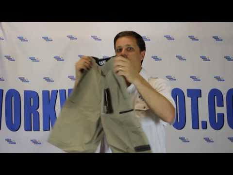 Best work shorts Review - Most comfortable FXD WS 1 Cargo shorts Khaki, Black and Navy
