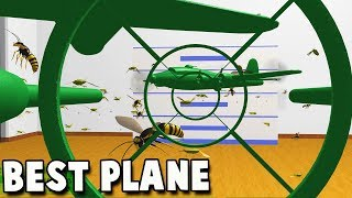 BEST Plane in the Game!  All Aerial Combat Bugs vs Planes! (Home Wars Gameplay Part 8)
