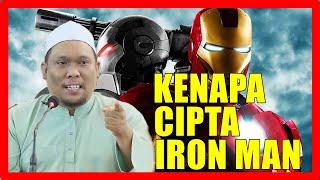 Download lagu Tujuan Mereka Cipta Ironman Spiderman Hulk Ustaz Auni Mohamed MP3