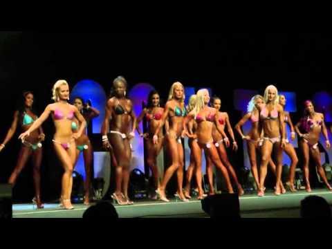 Swiss Bodybuilding Championship 2014 Prejudgiung