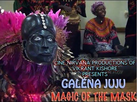 Magic of the Mask - A documentary by Vikrant Kishore