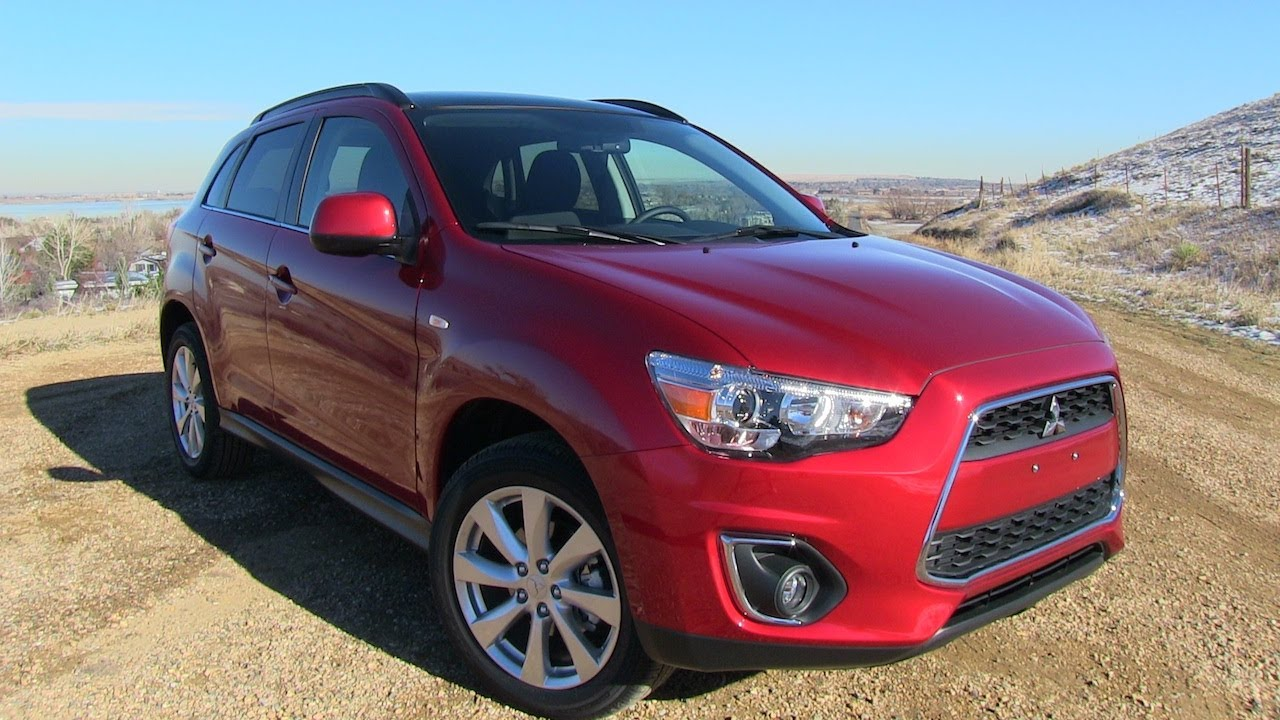 Mitsubishi outlander sport 2013 review