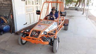 Xe điạ hình lão nông tự chế ai đến xem cũng mê gặp anh hãy gọi 0976019071.