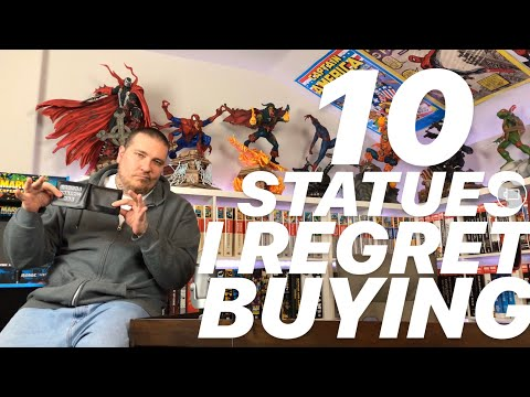 10 Statues That I REGRET Buying | Sideshow Collectibles | XM Studios | Iron Studios