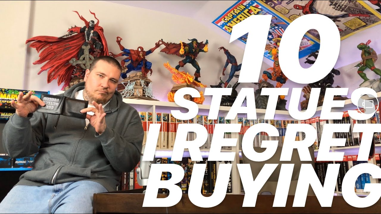 Download 10 Statues That I REGRET Buying   Sideshow Collectibles   XM Studios   Iron Studios