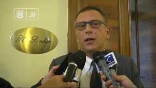 Pescara - Acque agitate da mare sporco e conti del Comune