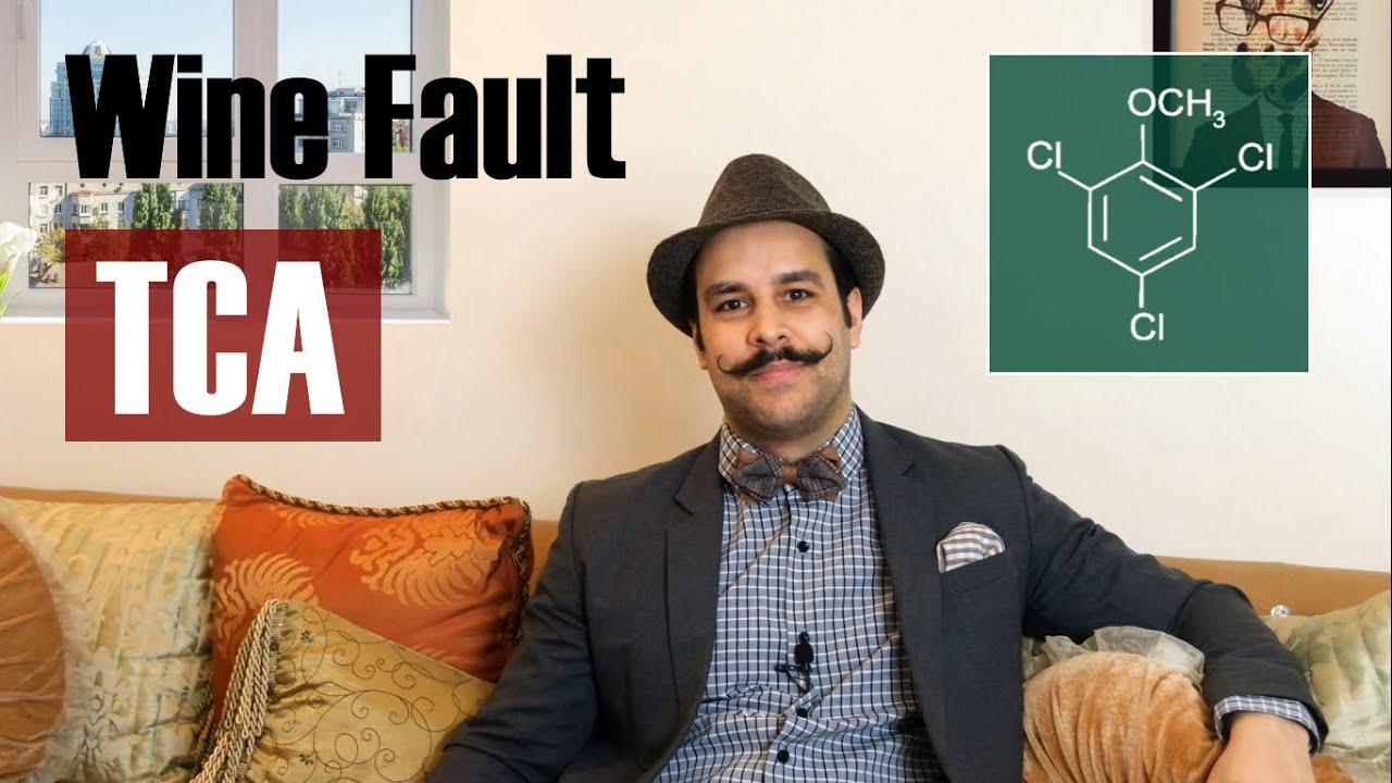 Wine faults - TCA