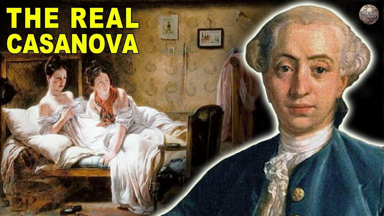 The True Story of Casanova | History's Most Legendary Lover - YouTube