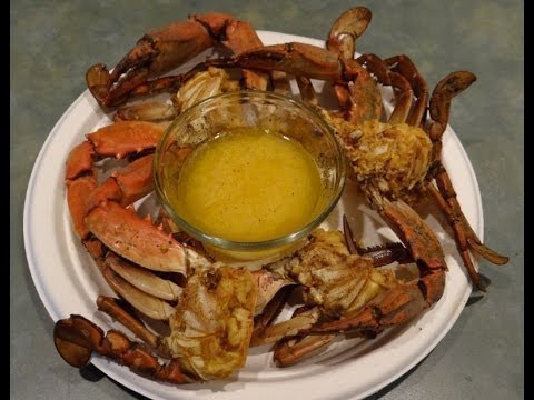 How to Clean Prepare and Eat Live Blue Crab