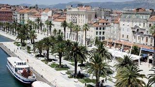 Splits Riva - Split, Croatia