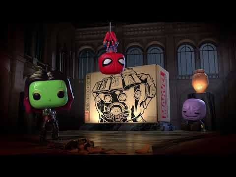 Marvel Collector Corps: Infinity War Box Trailer