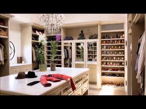 ■海外セレブ リアーナの豪邸お宅訪問!Rihannas Mansion!