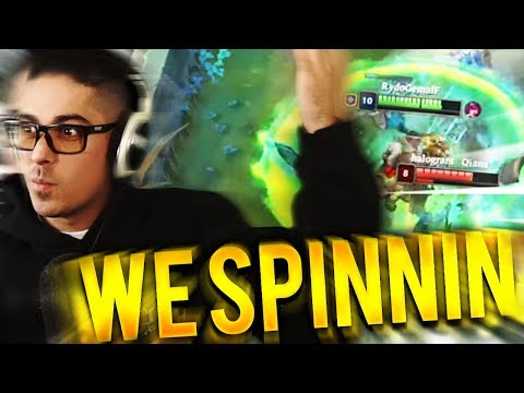 WE SPINNIN' ALL OVER THIS TRYNDAMERE!!! - Trick2g