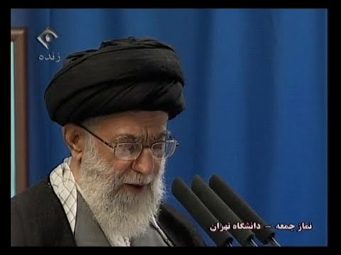 Ayatullah Khamenei's address to Arab nations in Arabic ( Eng