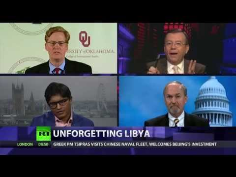 CrossTalk: Unforgetting Libya
