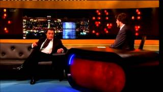"""Ian McShane"" On The Jonathan Ross Show 4 Ep 12 23 March 2013 Part 4/5"